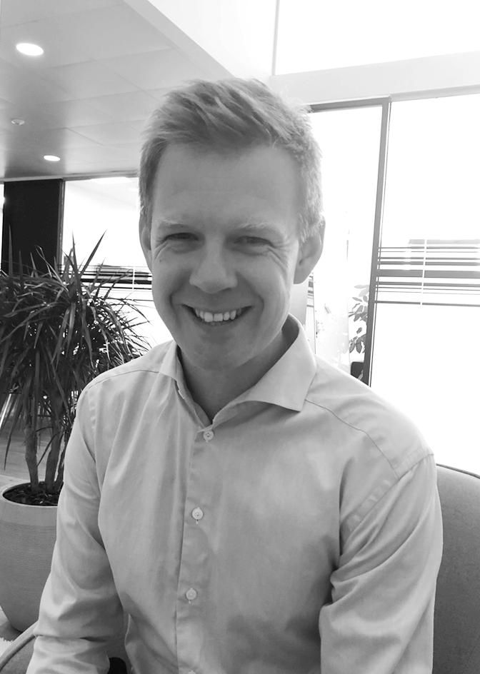 John Danielsson, livsmedelskonsulent i eSmiley Sverige